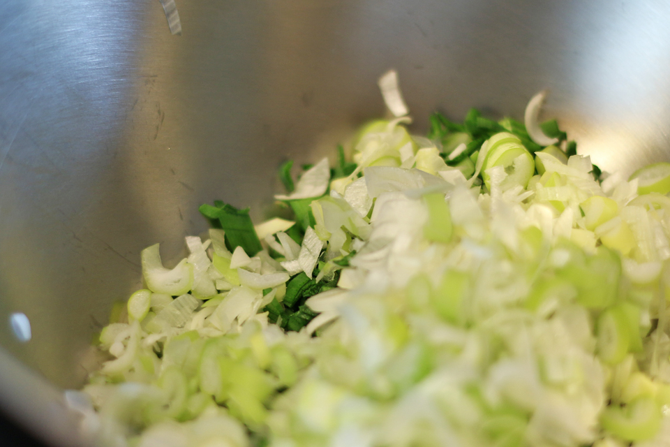 白菜の餃子