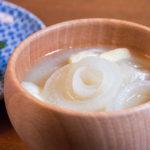 たまねぎのお味噌汁
