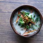 根菜のお味噌汁