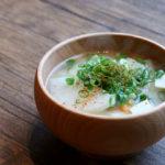 大根と豆腐のお味噌汁